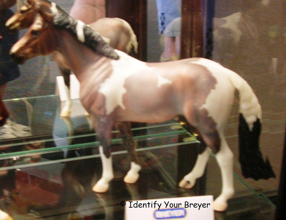 Identify Your Breyer Warmblood Stallion