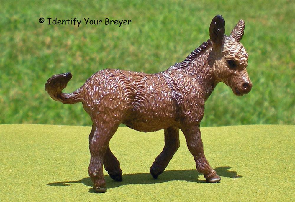 Identify Your Breyer Donkey Stablemates Series