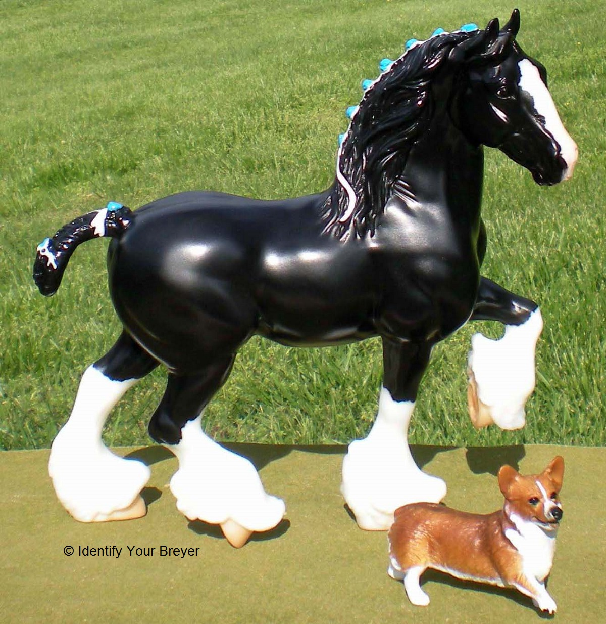 Identify Your Breyer Shire Classic Series