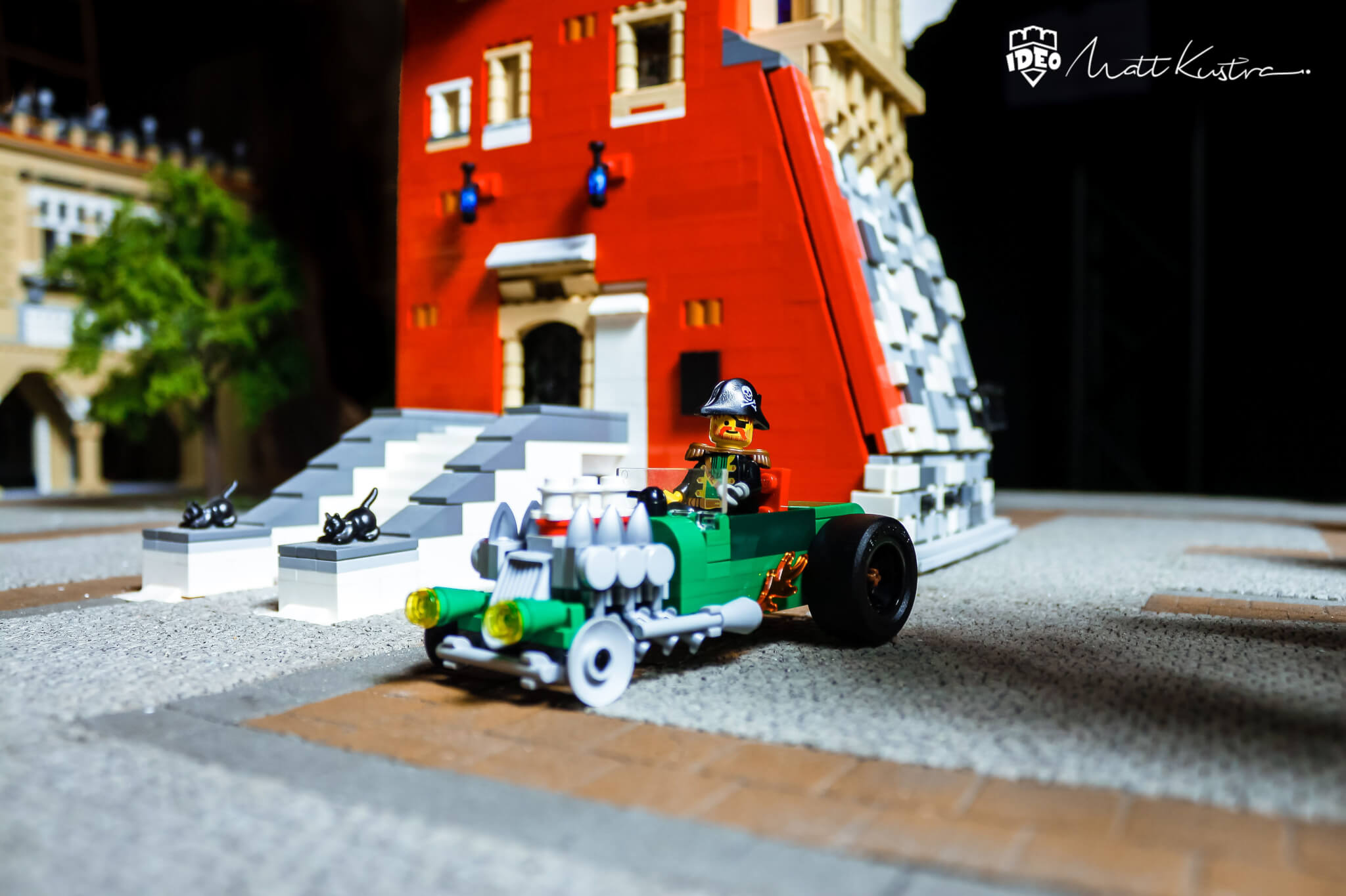 Cloth Hall Krakow Makes Dreams Come True By Professional Lego Builder