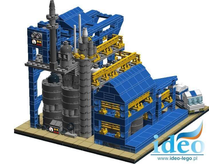 lego city diorama – Ideo Bricks-order your custom Lego Moc