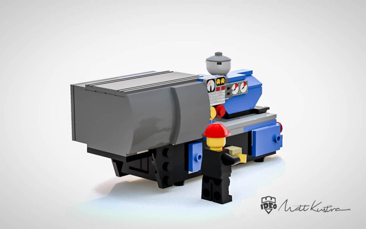 lego custombricks lego building company matt kustra