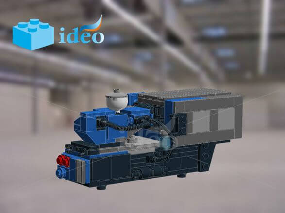 molding machine lego custombricks
