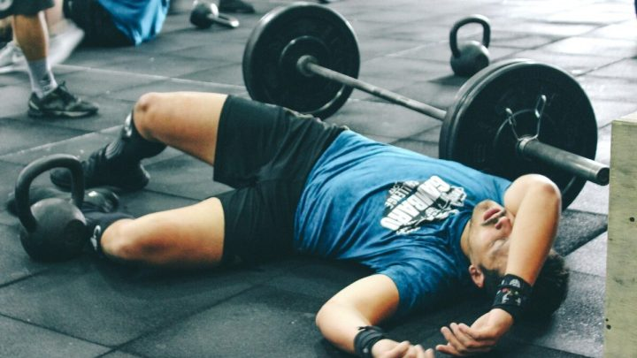 Starting cross-fit? Here's something you should consider.
