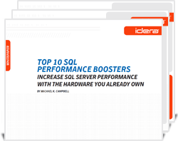 Whitepaper - Top Ten SQL performance boosters