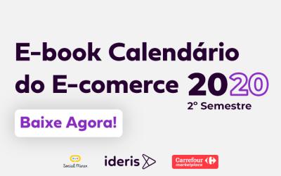 Baixe Grátis o Calendário do E-commerce, 2º Semestre 2020 e aumente suas vendas!