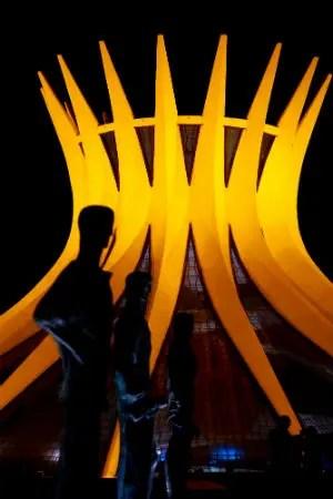 catedral de brasília - setembro amarelo