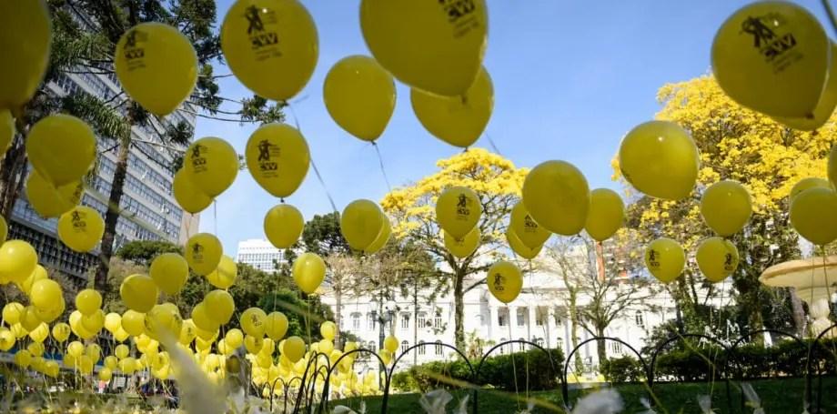 Curitiba - Setembro Amarelo