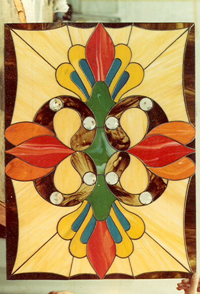 Stained Glass Windows And Doors