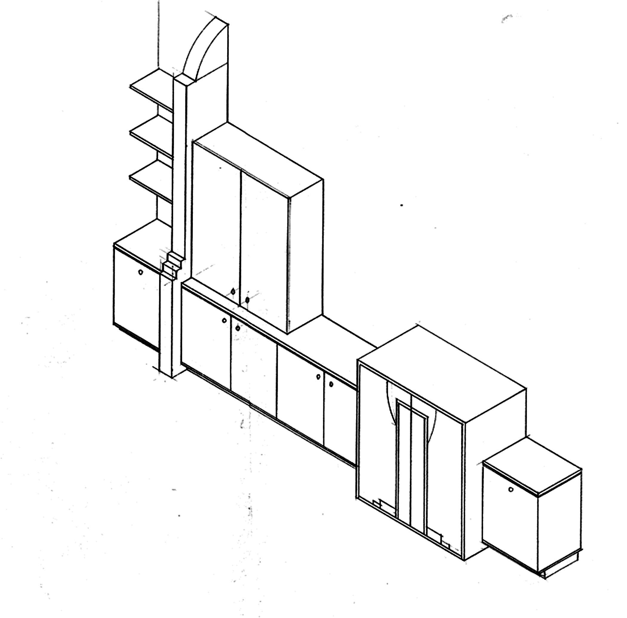 I Design Furniture And Cabinet Design Services