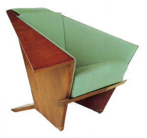 frank lloyd wright chairs folding dining table and set in india origami chair 1949 i design taliesin f l