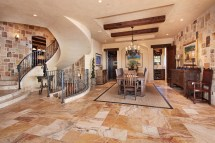 Tuscan Style Home Interiors