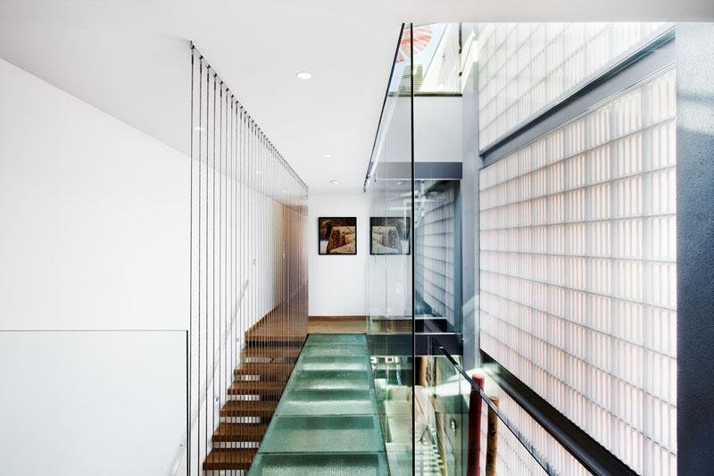 12 Foot Narrow House In Barcelona  iDesignArch  Interior Design Architecture  Interior