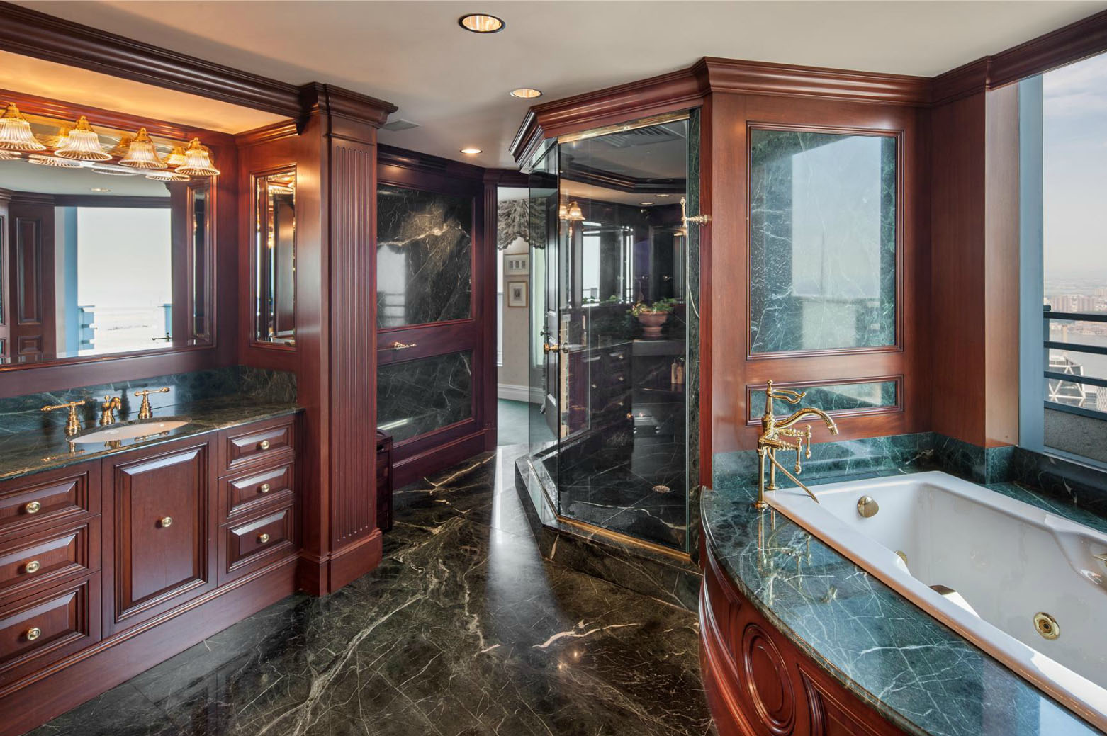 One Of The Most Expensive Penthouses In Manhattan