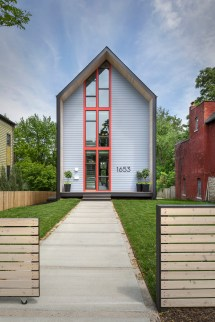 Simple Modern Architecture Homes