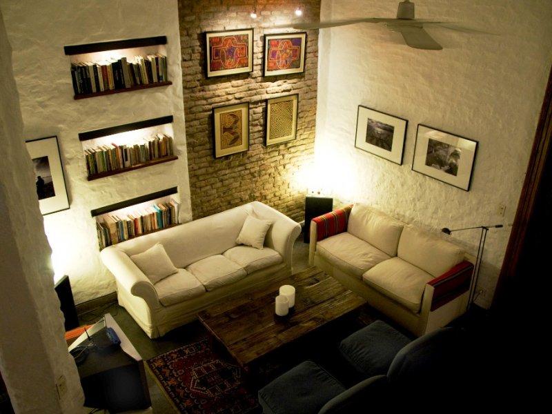 Modern Loft Apartment In Classic Landmark House  iDesignArch  Interior Design Architecture