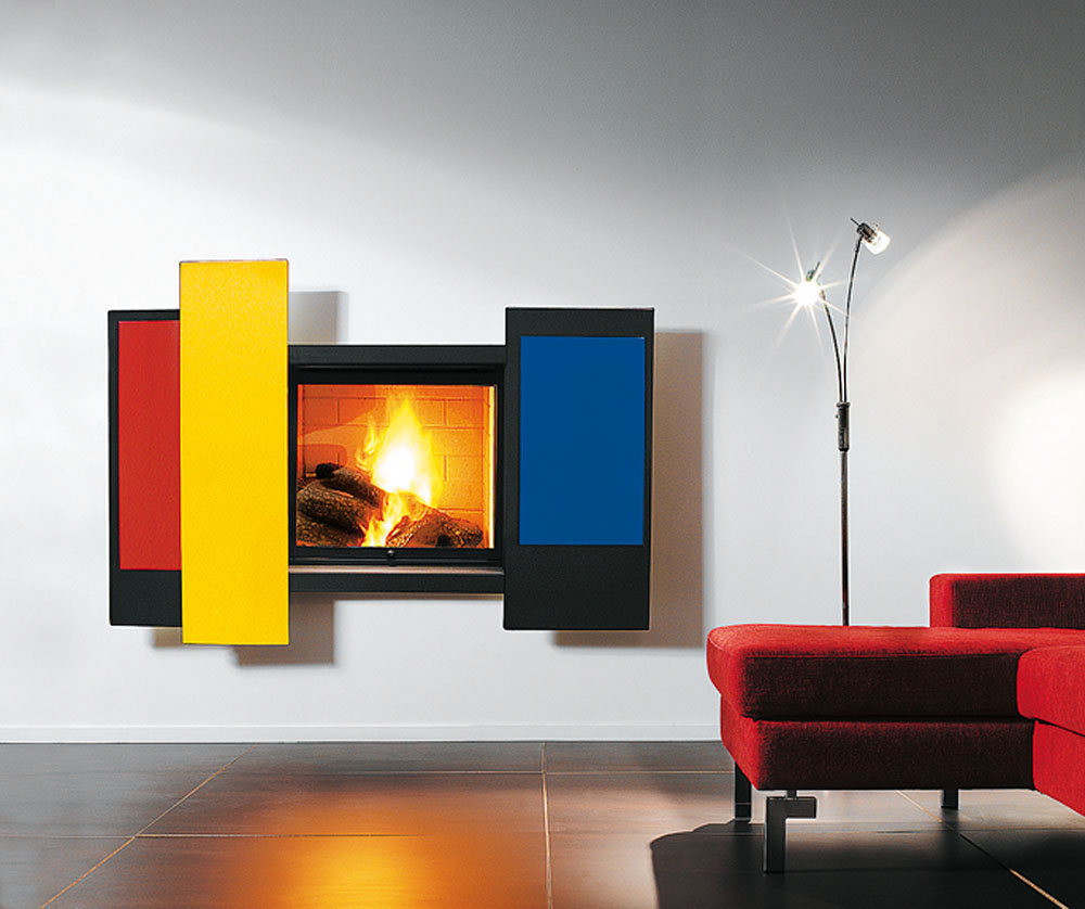 Fire and Art  iDesignArch  Interior Design Architecture  Interior Decorating eMagazine