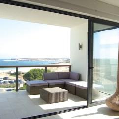 Gold Dining Chairs The Chairman Modus Modern At Martinhal Beach Resort | Idesignarch Interior Design, Architecture & ...