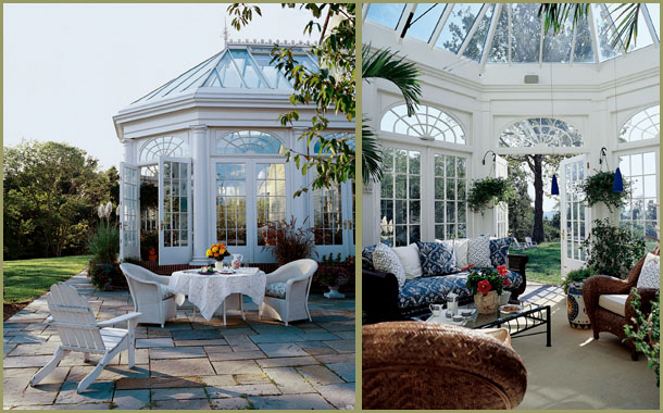 tropical living room decor burnt orange ideas traditional glass conservatories for the modern lifestyle ...