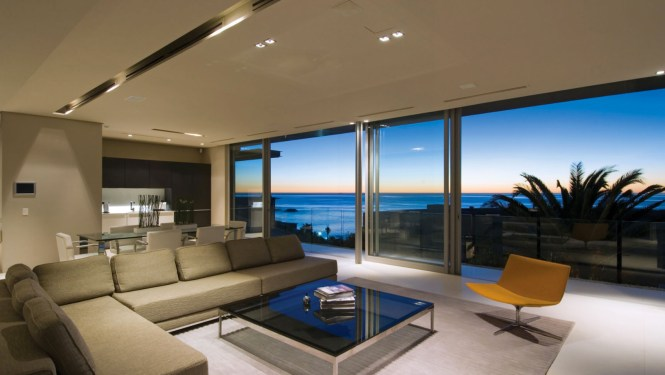 Ocean View Houses Waterfront Homes Idesignarch Interior Design Ture Modern