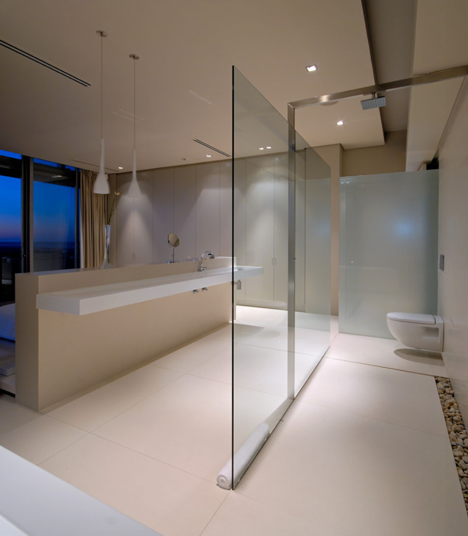 Minimalist Ocean View Home In South Africa  iDesignArch