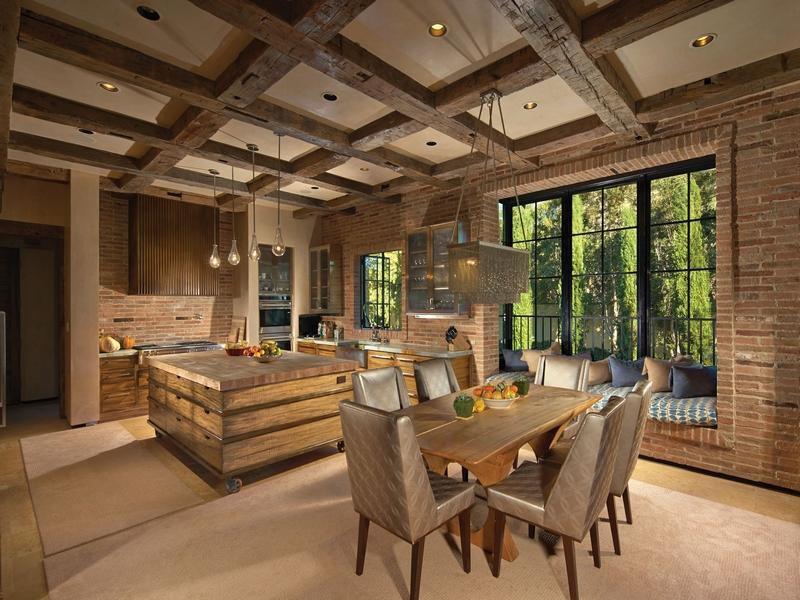 Mediterranean Style Estate In Shady Canyon  iDesignArch