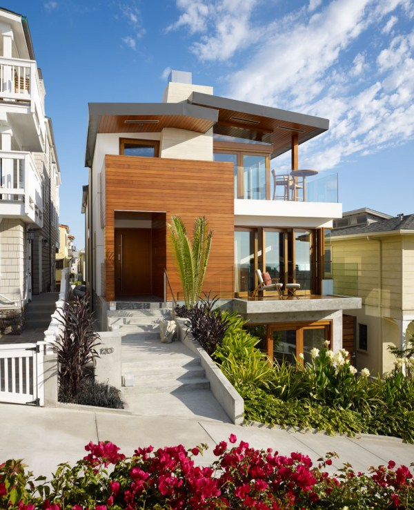 Dream Home With Interior Zen Garden And Pacific Ocean View
