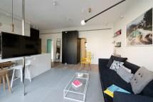 600 Square Foot Studio Apartment