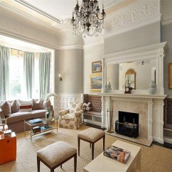 Living Room Boston Color Ideas For Gray Furniture Renovated Formal With Stunning Victorian Esque Details 78 Beacon Street 2