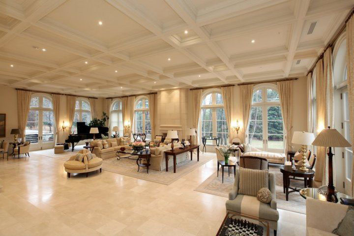 Exquisite Mega Mansion In Toronto  iDesignArch  Interior Design Architecture  Interior