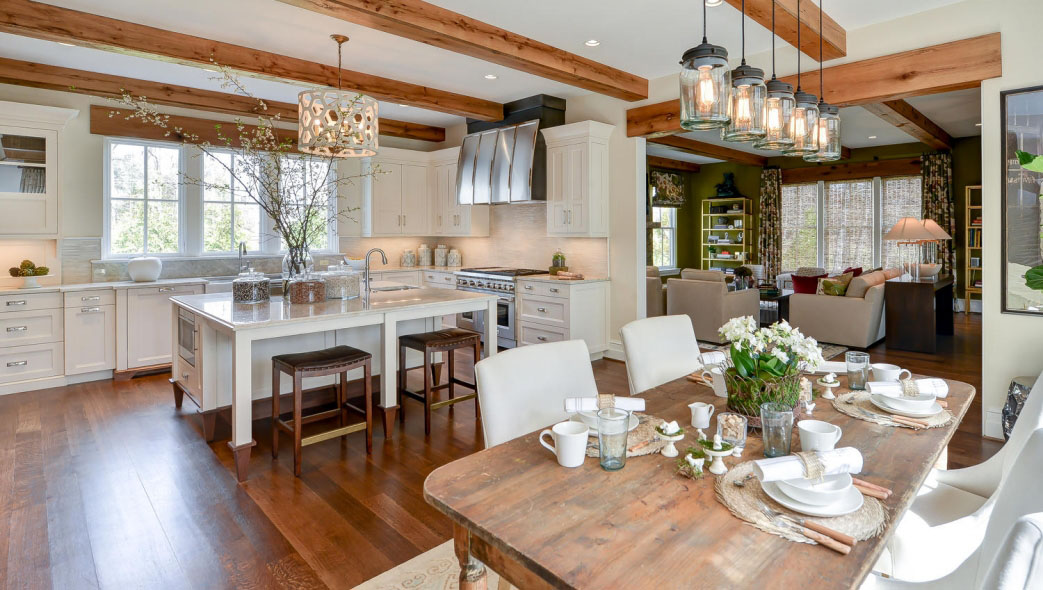 outdoor kitchen hood cheap cabinets for elegant old american farmhouse style mansion | idesignarch ...