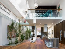 Contemporary Home Modern House Interior