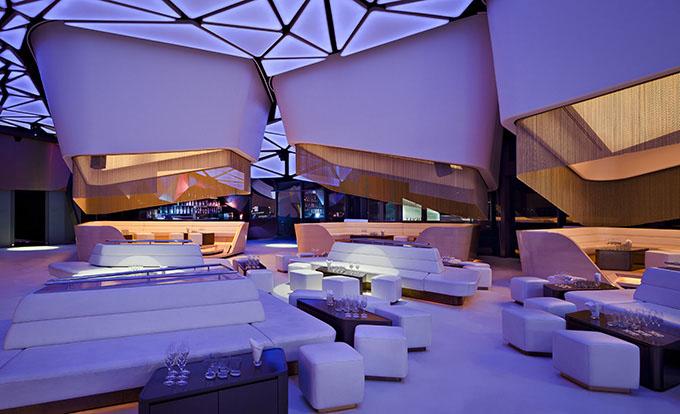 Allure Nightclub In Abu Dhabi  iDesignArch  Interior