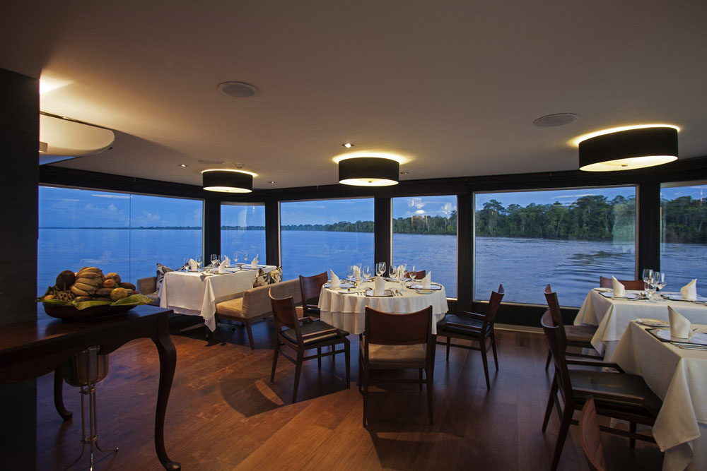 living room la jolla design ideas for condos amazon riverboats: floating luxury hotel | idesignarch ...
