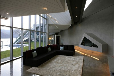 Architectural Island House In South Korea | iDesignArch ...