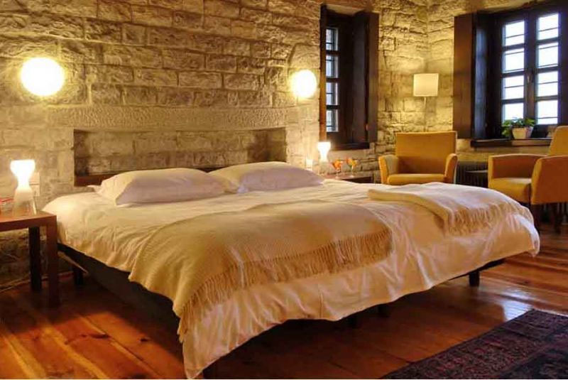 Aristi Mountain Resort  A Rustic Retreat In Greece