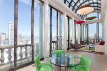 Exquisite Penthouse Atop Art Deco Hamilton Building In