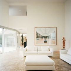 Contemporary Wall Cabinets Living Room Cottage Ideas Minimalist House For Art Collector | Idesignarch ...