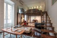 Unique Artistic Loft Apartment In Madrid | iDesignArch ...