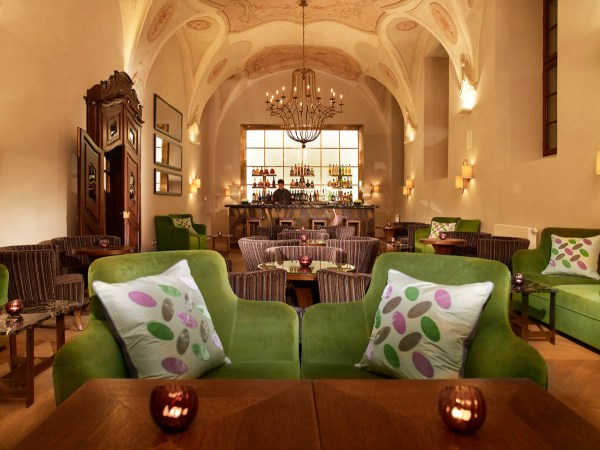 Augustine Prague Contemporary Hotel In 13th Century