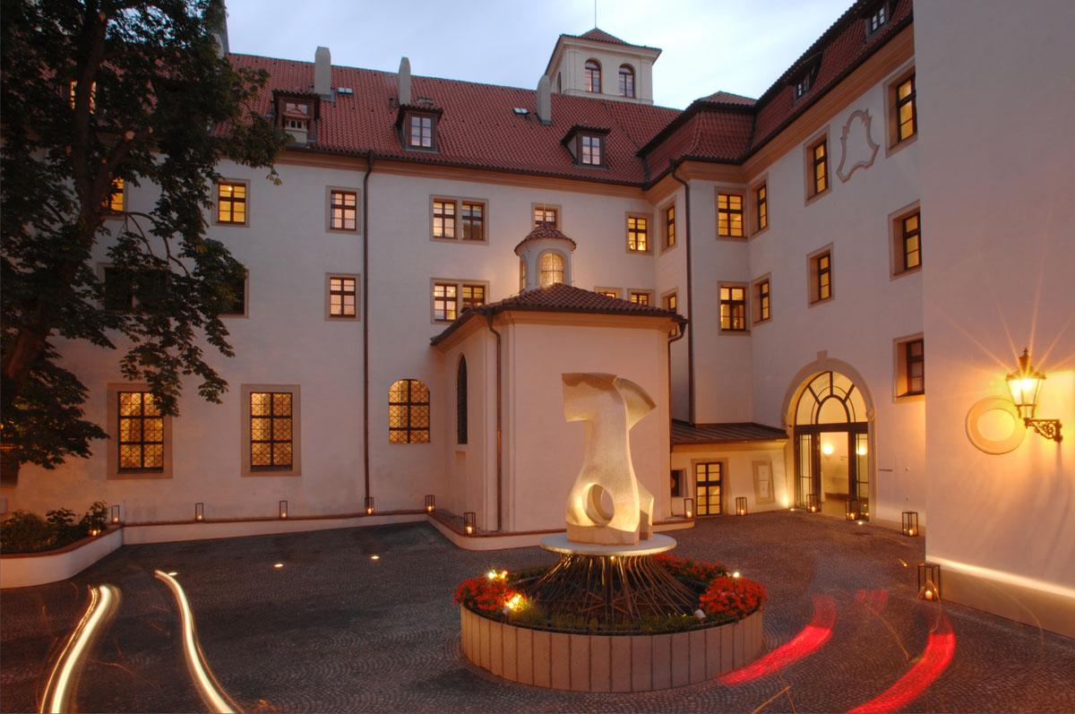 The Augustine Prague  Contemporary Hotel In 13th Century Monastery  iDesignArch  Interior