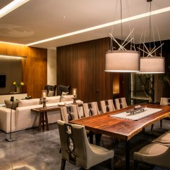 Modern Kitchen Chairs Self Sharpening Knife Resort Villa With Balinese Theme | Idesignarch ...