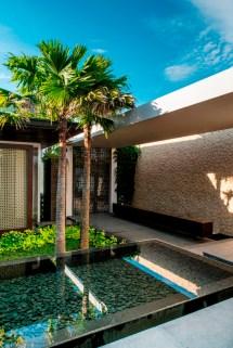 Modern Resort Villa With Balinese Theme Idesignarch