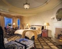 Banff Springs Hotel Rooms