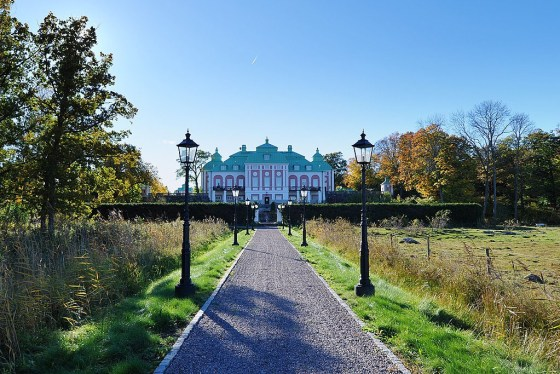 Baroque-Palace-Sweden