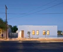 Minimalist House In Barrio Historico Idesignarch
