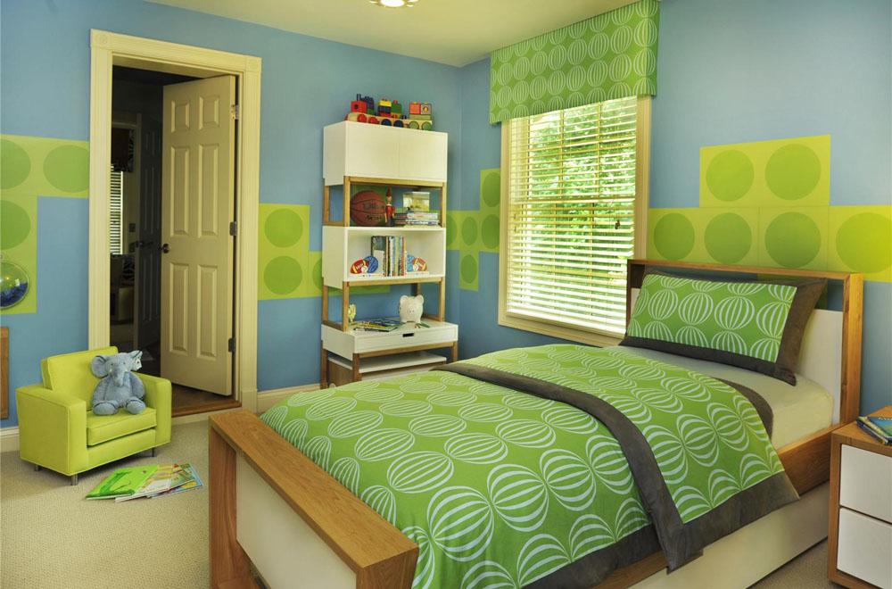 living room bed ideas modern divider tastefully decorated children's bedrooms | idesignarch ...