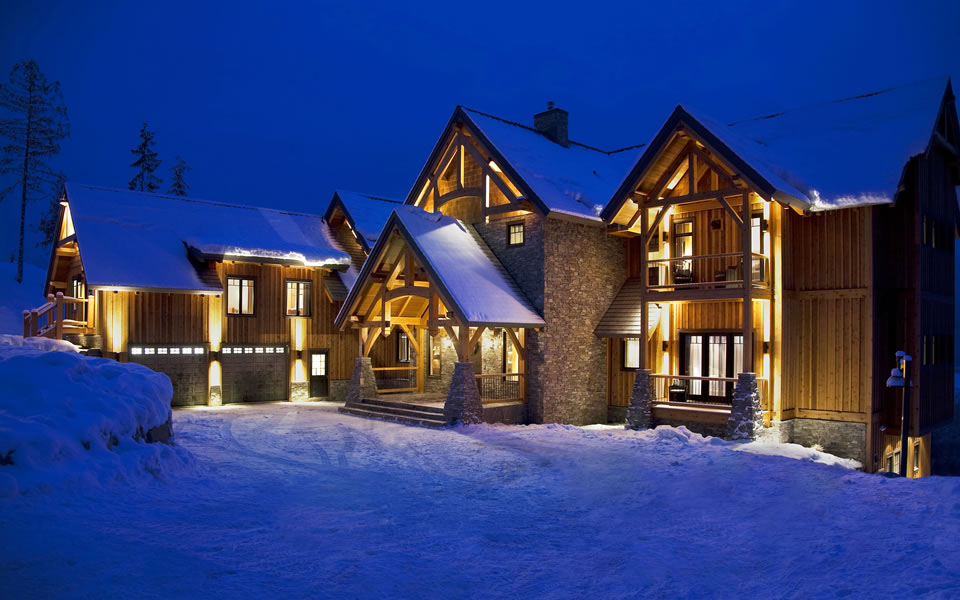 Bighorn Lodge Revelstoke Mountain Resort  iDesignArch  Interior Design Architecture