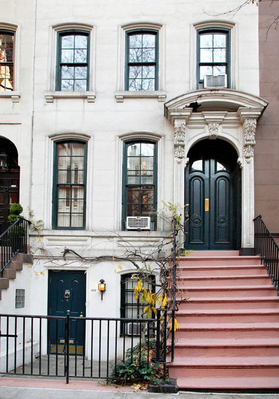 Breakfast at Tiffanys Iconic Manhattan Townhouse  iDesignArch  Interior Design Architecture