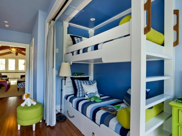 Room Ideas with Bunk Beds
